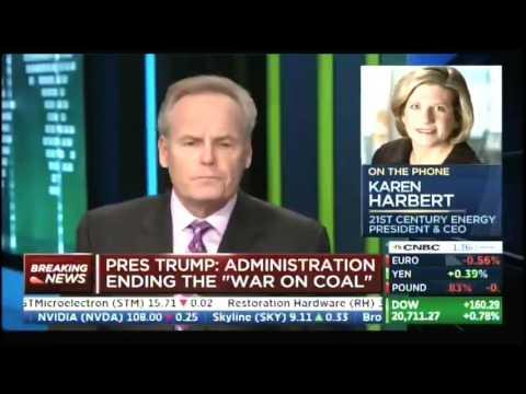 """Energy Institute President and CEO Karen Harbert On """"Power Lunch"""""""