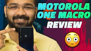 Motorola One Macro Review – A Good Value-for-Money Phone Under Rs. 10,000?