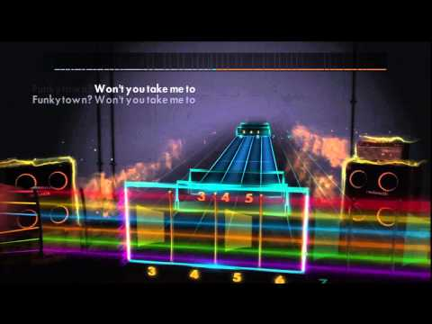 Lipps  Funkytown  Shrek 2 soundtrack playthrough PS3 Rocksmith 2014