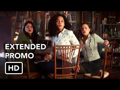 """Charmed 1x02 Extended Promo """"Let This Mother Out"""" (HD)"""