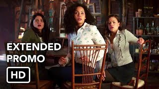 "Charmed 1x02 Extended Promo ""Let This Mother Out"" (HD)"