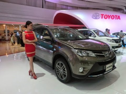 Toyota Rav4 New 2016