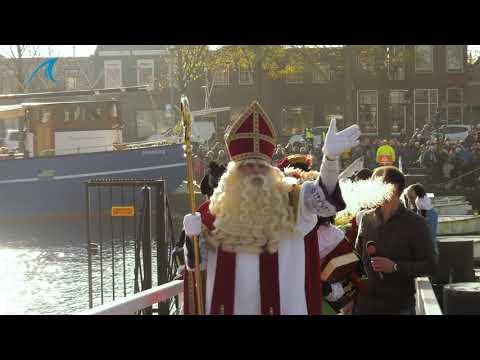 Intocht Sinterklaas Den Helder 2018