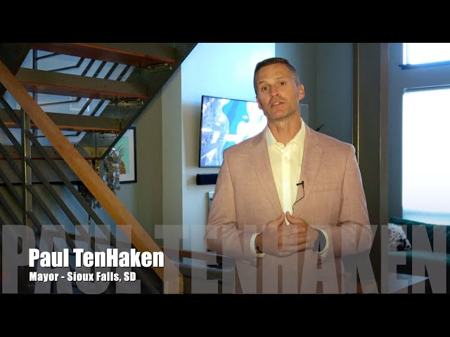 Sioux Falls Mayor - Paul TenHaken 2020 Call To Freedom