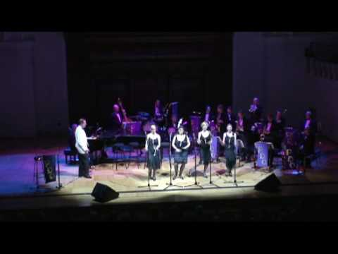 Charleston, performed by Michael Law and his Piccadilly Dance Orchestra.