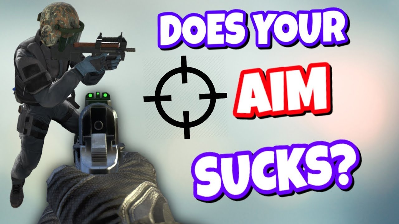 IMPROVE YOUR AIM IN 3 MINUTES *Aim Hero Download and Gameplay*