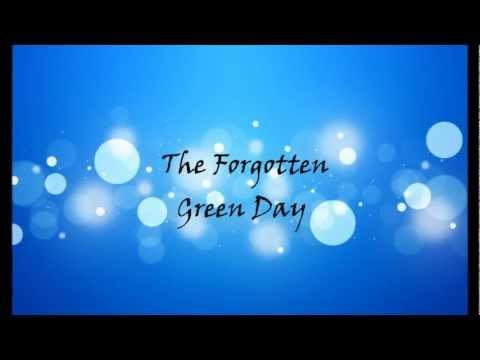 The Forgotten - Green Day (Subtitulado)