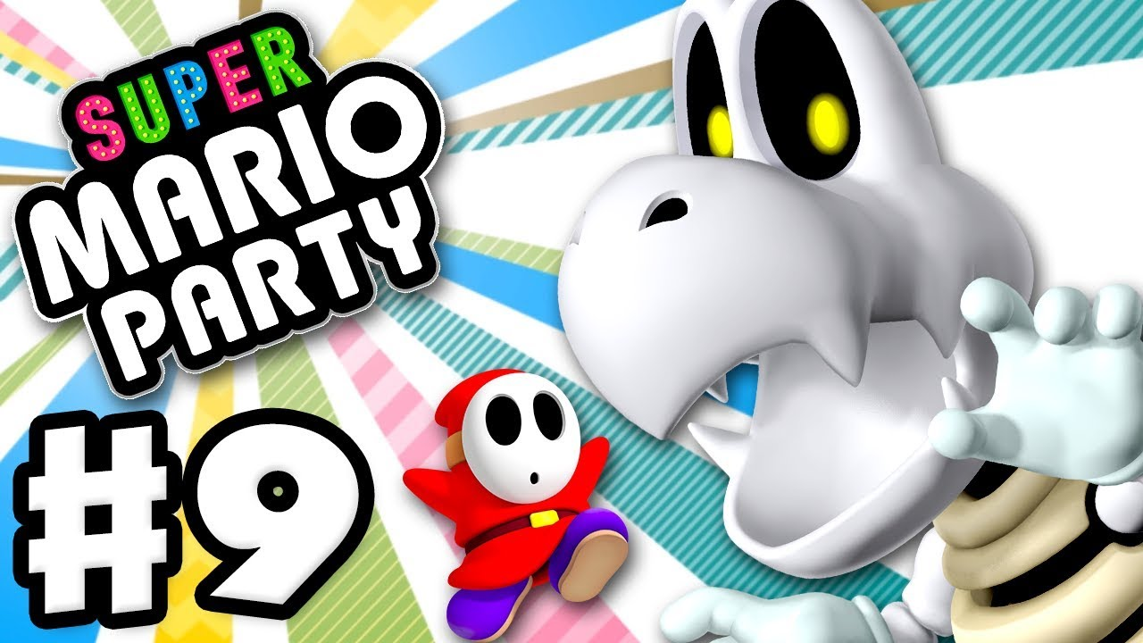 Download Partner Party! Gold Rush Mine! - Super Mario Party - Gameplay Walkthrough Part 9 (Nintendo Switch)
