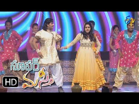 Akasamlo Okataara Song | Rachana Mourya Performance | Super Masti | Karimnagar | 11th June 2017
