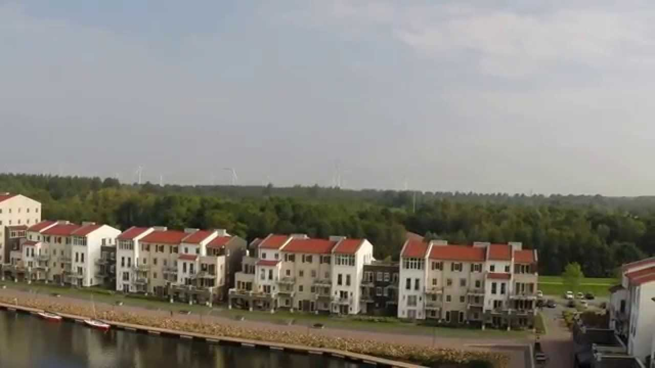 Eemhof jachthaven marina center parcs youtube