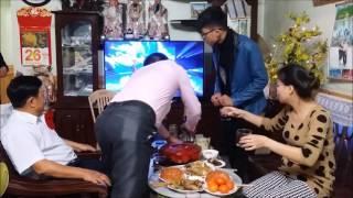 Đón giao thừa cùng Gia Đình Xuân Đinh Dậu 27-1-2017