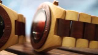 Kisai Rogue Sr2 Natural Wooden Watch Design From Tokyoflash Japan