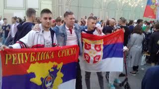 Русские и сербы на ЧМ-2018. Косово - Сербия!