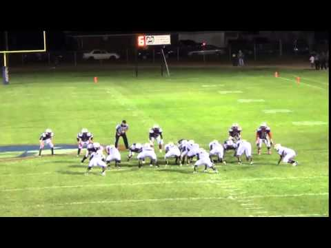 Franklin Parish Vs Haynesville 2014