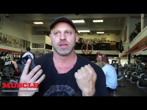 How to position your hands on exercises for more gains