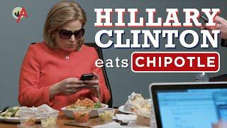 Baixar Hillary Clinton's Chipotle Order