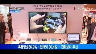 """소비자 """"결합상품, 이동전화보다 방송·인터넷"""""""