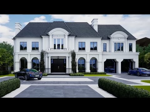 Luxury Toronto Estate Virtual Tour (2018)