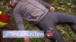 Wildunfall im Wald: Von aggressivem Wildschwein erfasst | Auf Streife - Die Spezialisten | SAT.1 TV