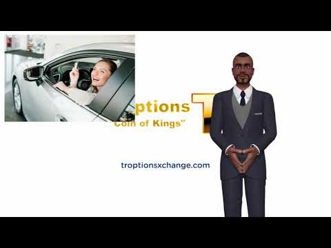 What can i buy with Troptions?