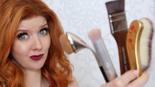 WEIRD Makeup Brushes | How to Use & Are They Any Good?