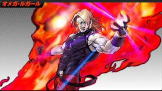 "The King of Fighters 2002 Unlimited Match - Unlimited R ""Omega Rugal"