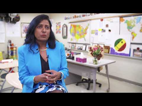 Afreen Gootee: Making a Difference