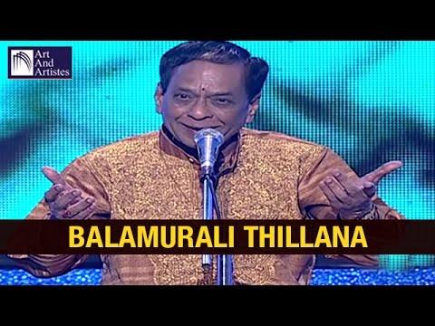 Thillana by Dr Mangalampalli Balamuralikrishna | Carnatic Classical | Idea Jalsa | Art and Artistes
