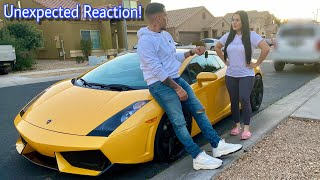 Buying A Lamborghini Behind My Wife's Back!!!