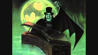 Verne Langdon - The phantom of the organ - The vampyre at the harpsichord