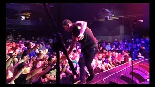 BACKSTAGE WITH MXPX, FIVE IRON FRENZY & SLICK SHOES