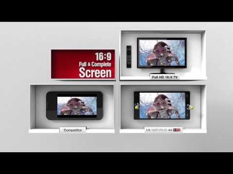 LG Optimus 4X HD (P880) - Feature Film: IPS Technology for True HD