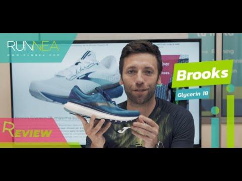 Brooks Glycerin 18: Posiblemente la zapatilla de amortiguación más cómoda del mercado