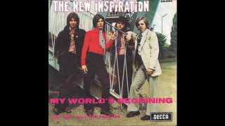 The New Inspiration You ain´t got the feeling, Single 1969