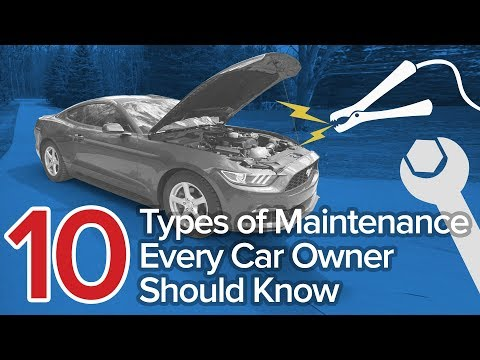 Car Maintenance: 10 Things Every Car Owner Should Know - The Short List