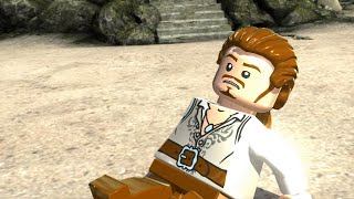 LEGO Pirates of the Caribbean PC Gameplay