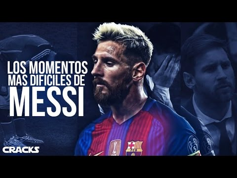 Los agresivos mensajes contra Messi del nuevo refuerzo de ...