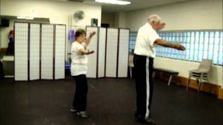 Tai Chi with Silky