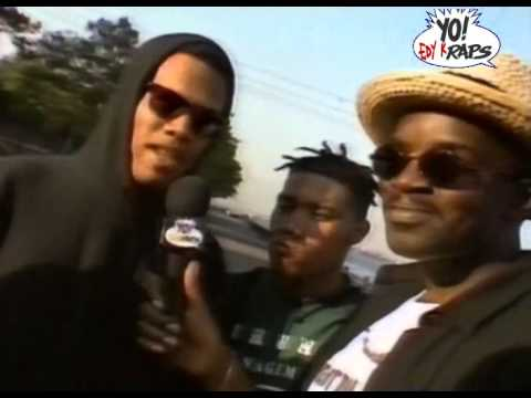 Hit Squad (EPMD,Das EFX,Redman & K-Solo) - Interview @ Yo MTV Raps 1992 (HQ)