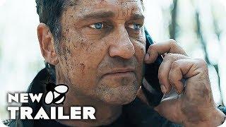 ANGEL HAS FALLEN Trailer (2019) Gerard Butler, Morgan Freeman Action Movie