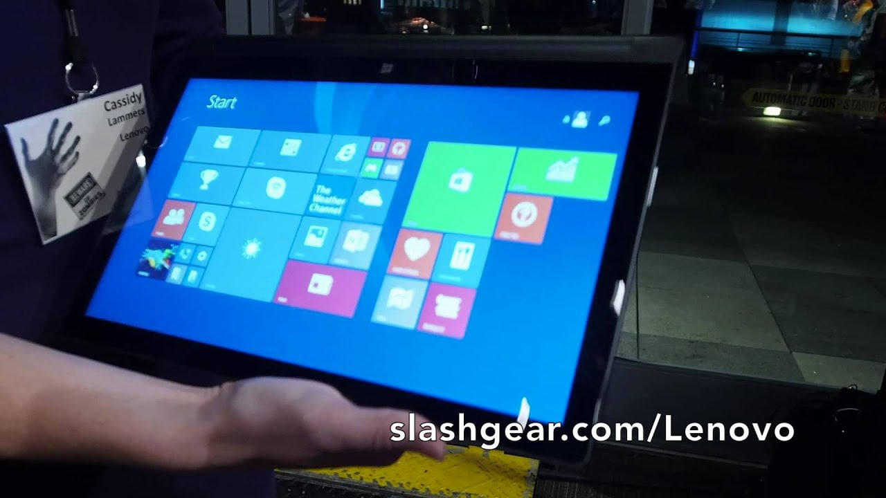 lenovo yoga tablet 2 with windows 13