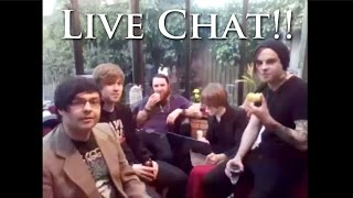 Fearless Vampire Killers Live Chat 2
