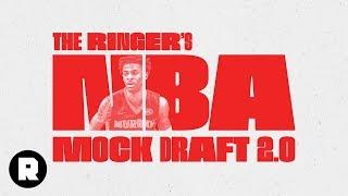 2019 NBA Mock Draft 2.0: Full First-Round Mock | The Ringer