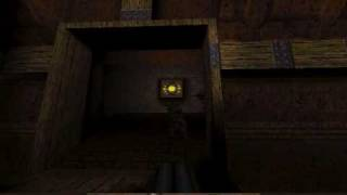 Quake E4M4 - The Palace of Hate (1 of 2)