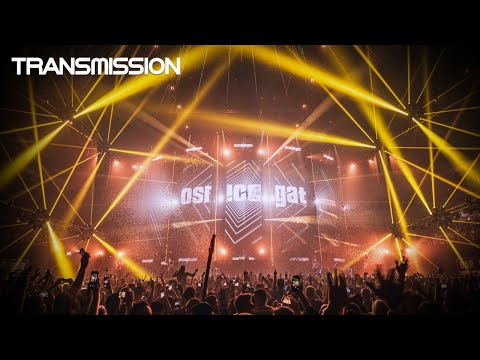 Cosmic Gate Live At Transmission Festival Prague 2019