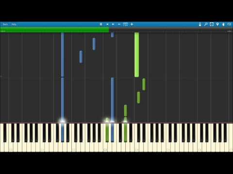The Prayer for solo piano