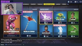 'BEST FORTNITE OSITO SKIN AND SNOOP DOGG GESTONY' HIGHLIGHTED OBJECTS STORE 19/06/18 FORTNITE