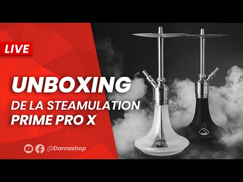 Steamulation PRIME Pro X video
