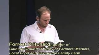 Forrest Pritchard Author Talk: Gaining Ground