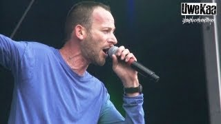 Uwe Kaa & One Drop Band - Dancehall Story | live @ Chiemsee 2011